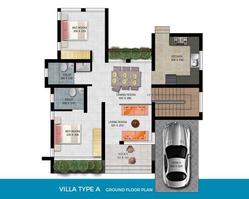 villas in perinthalmanna